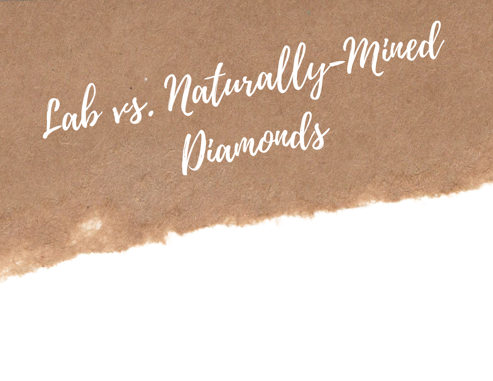 Lab-Grown Diamonds Vs. Mined Diamonds: What you should know