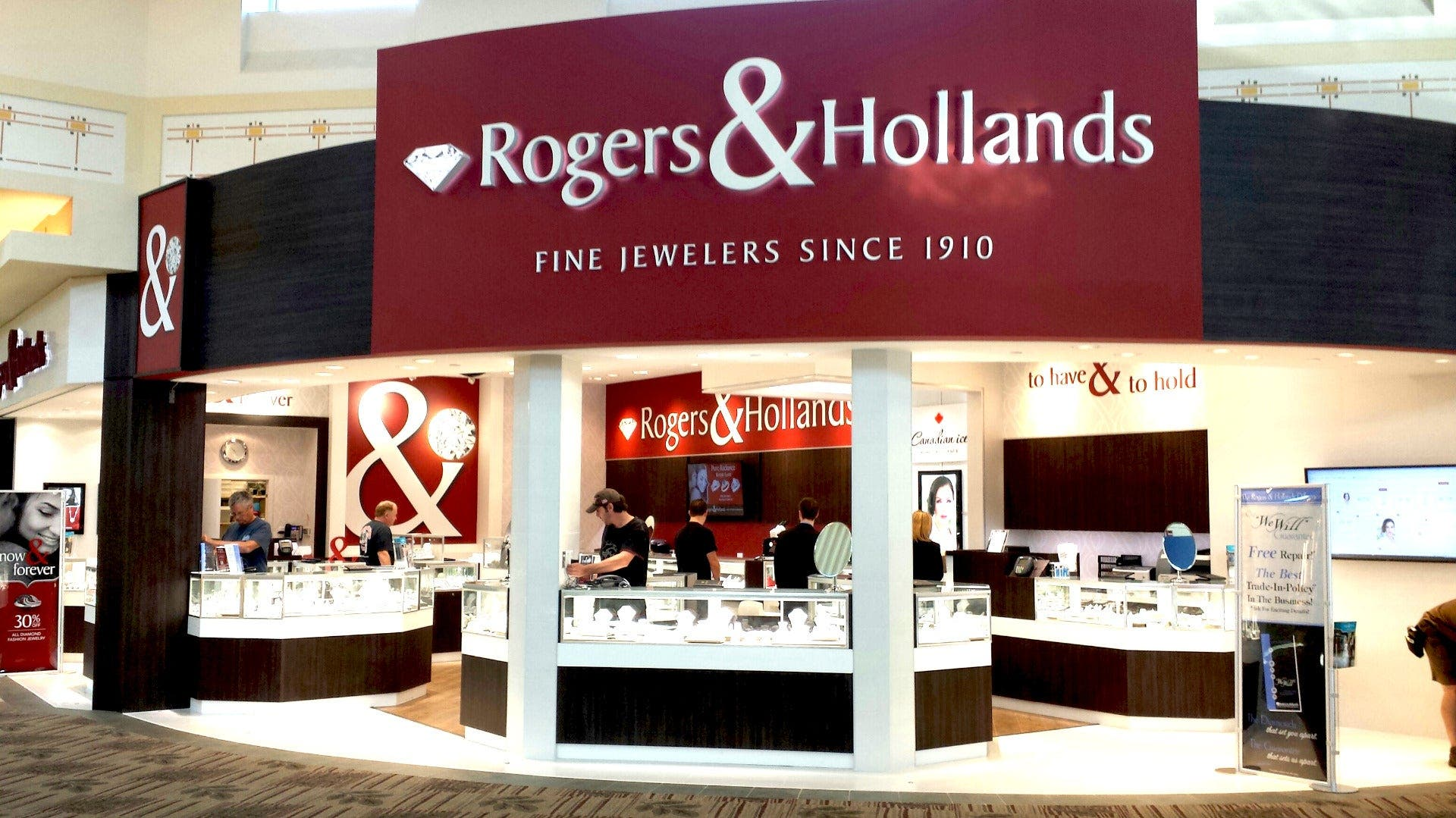 Rogers & Hollands, Muskegon, MI