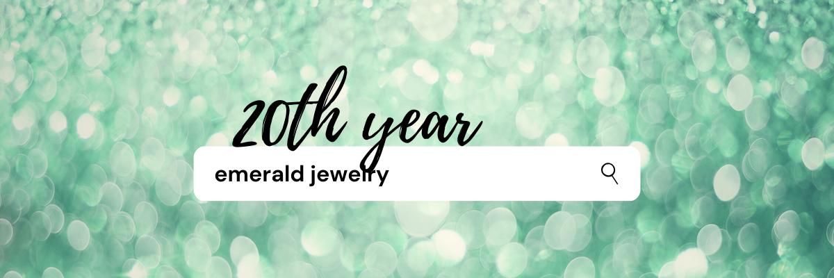 20 year anniversary jewelry
