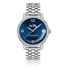 COACH Delancey Stainless Steel Bracelet Watch 36mm 14502654