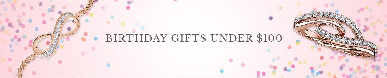 birthday gifts under 100