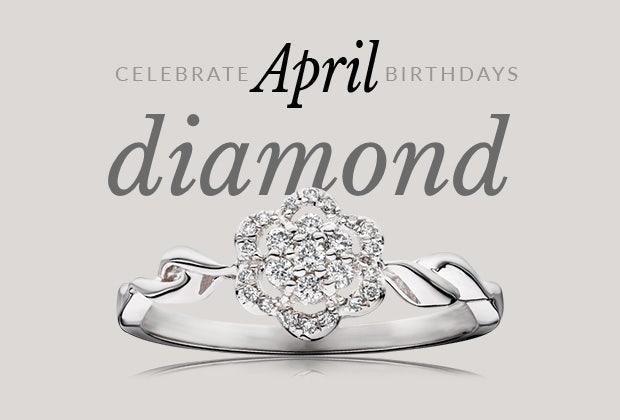 Shop April Birthstone Jewelry