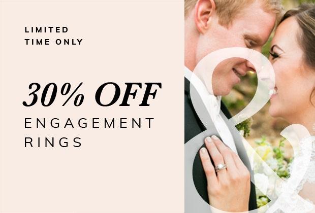 Shop Engagement Ring Sale