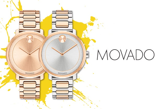 Shop Spring Movado Collection