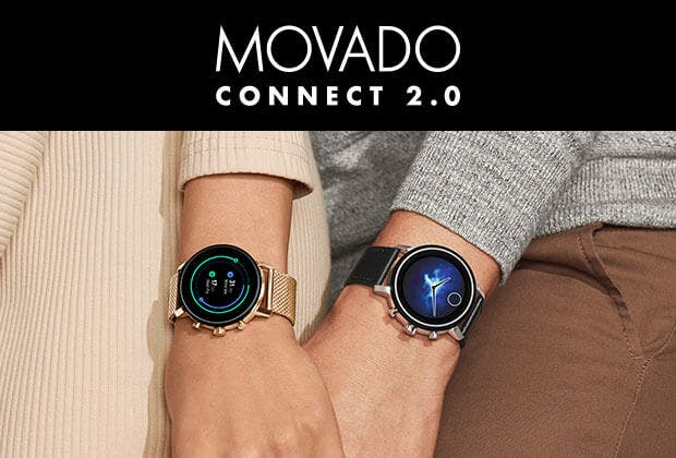 Shop New MOVADO Watches