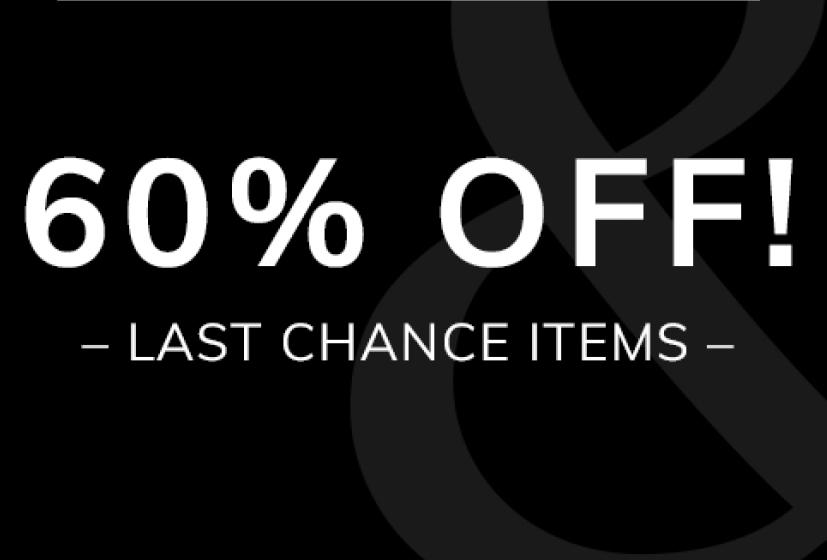 Shop Last Chance Items