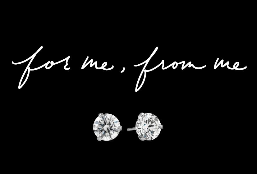 Shop Diamond Stud Earrings