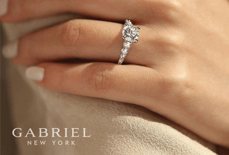 Shop Gabriel NY Engagement Rings