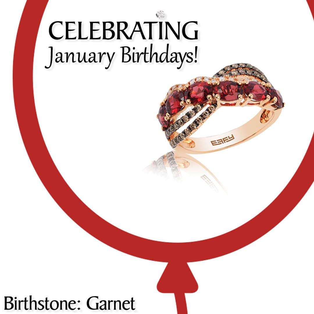 Birthstones & Their Meanings: Month By Month Guide