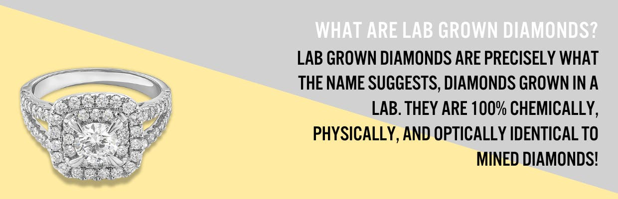 Shop All Lab Grown Diamonds