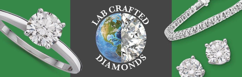 Shop All Lab Grown Diamonds