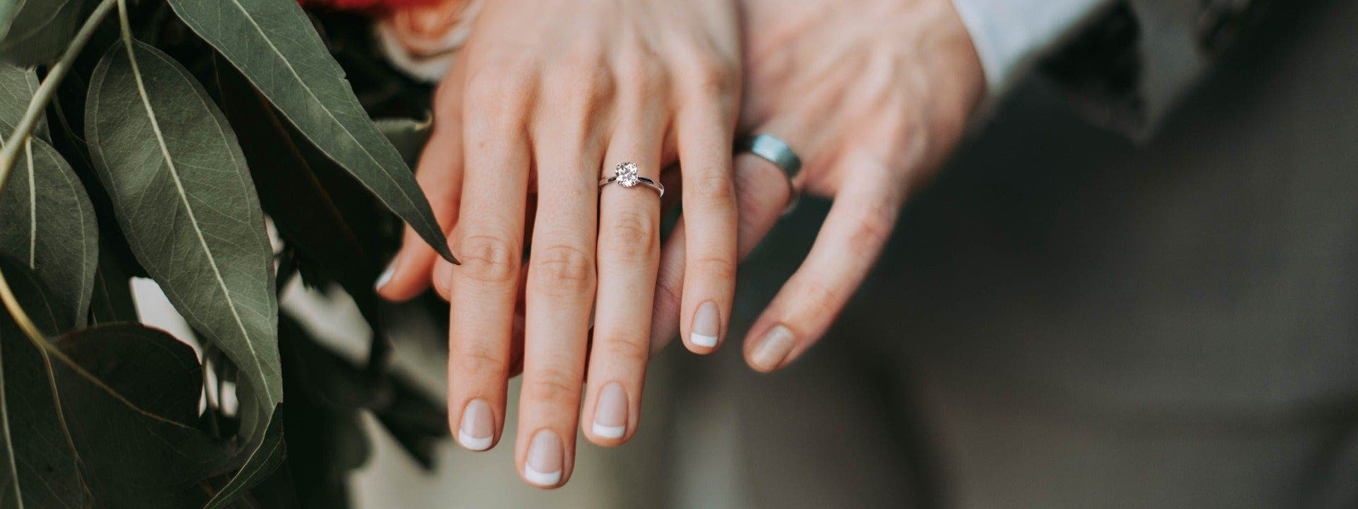 Lab-Crafted Diamond Rings