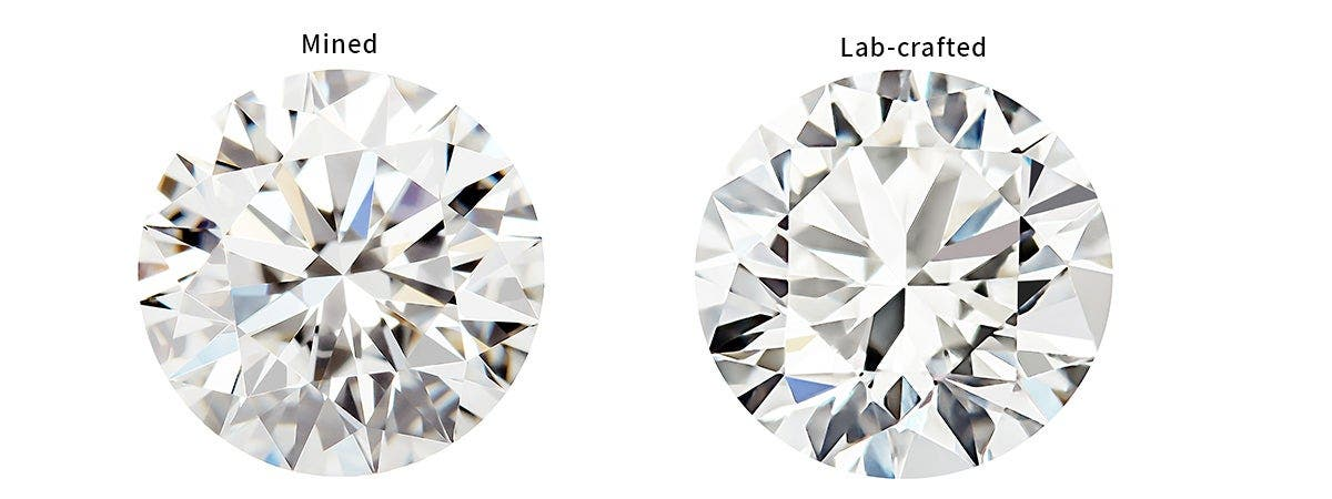 mined vs lab-crafted