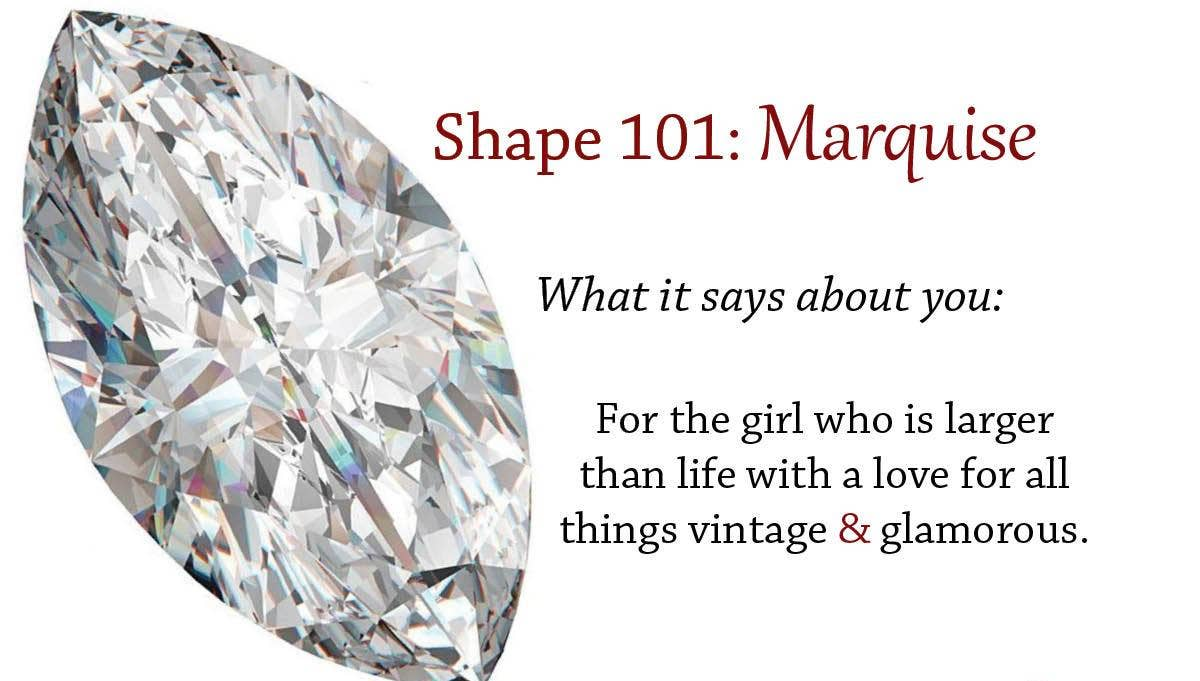 Top 7 Diamond Shapes Amp What They Say About You
