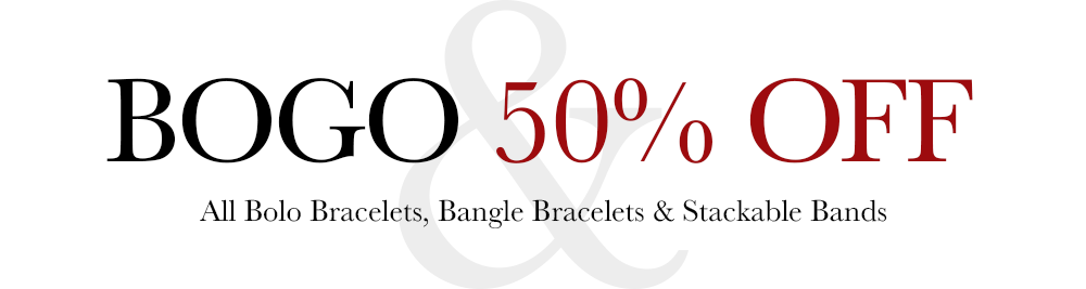 BUY ONE, GET ONE 50 PERCENT OFF