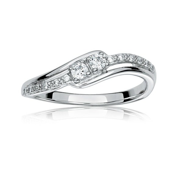 Two-Stone Rings