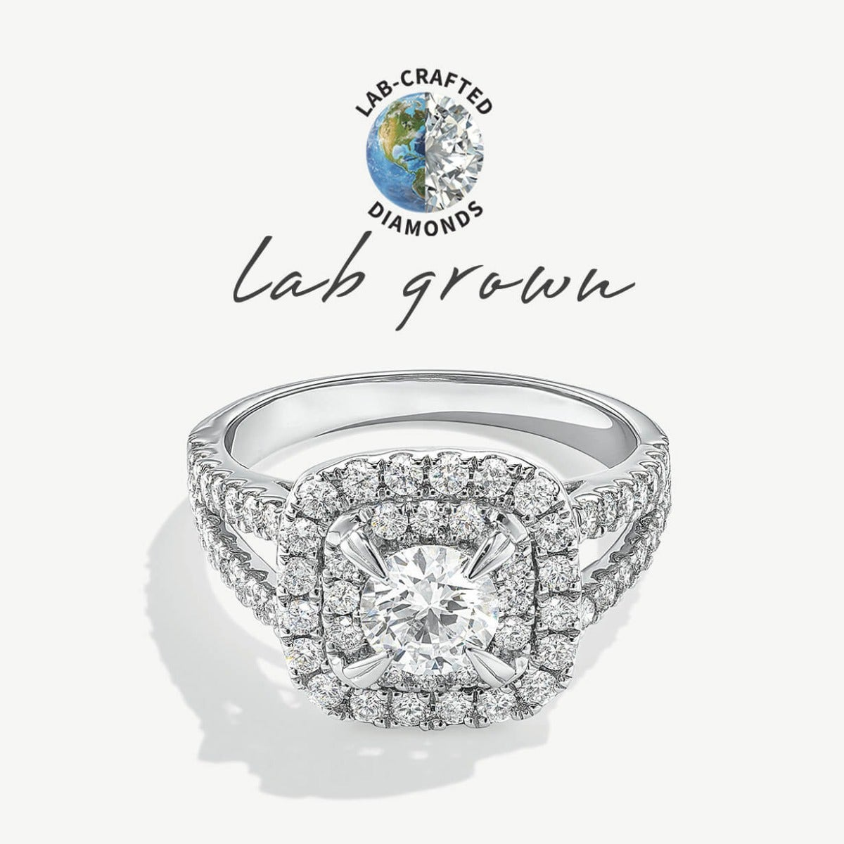 Lab Grown Diamond Rings