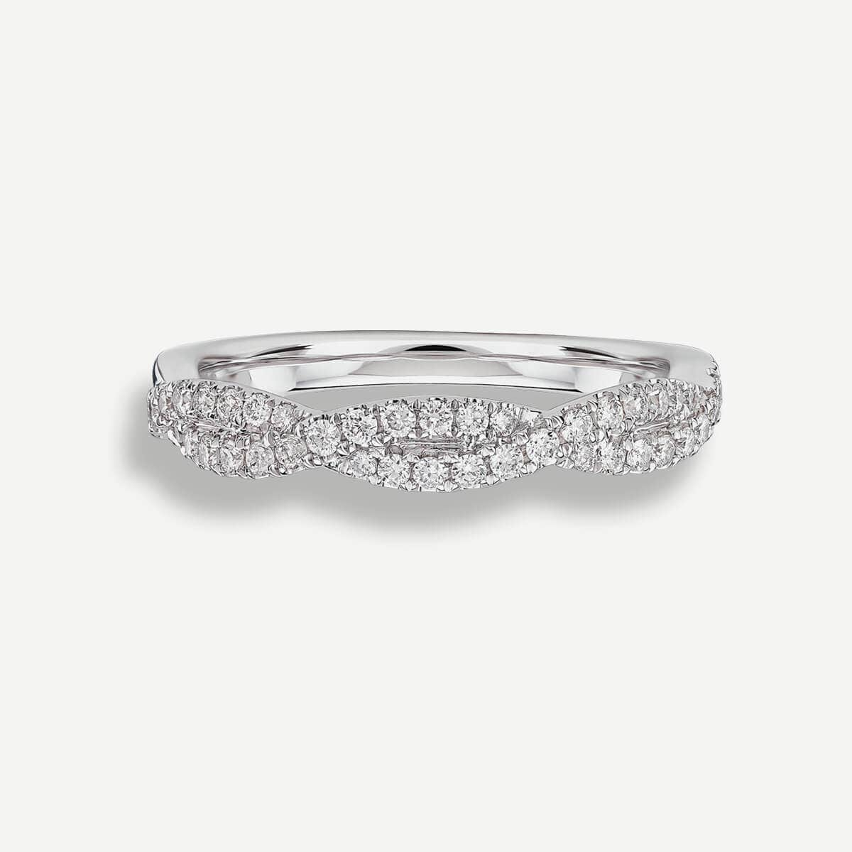 Ladies' Diamond Bands