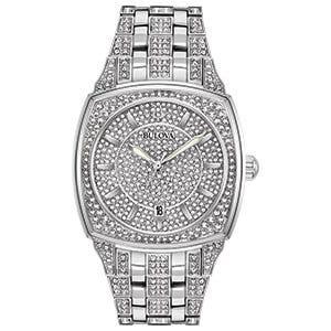 Bulova Crystal Watches