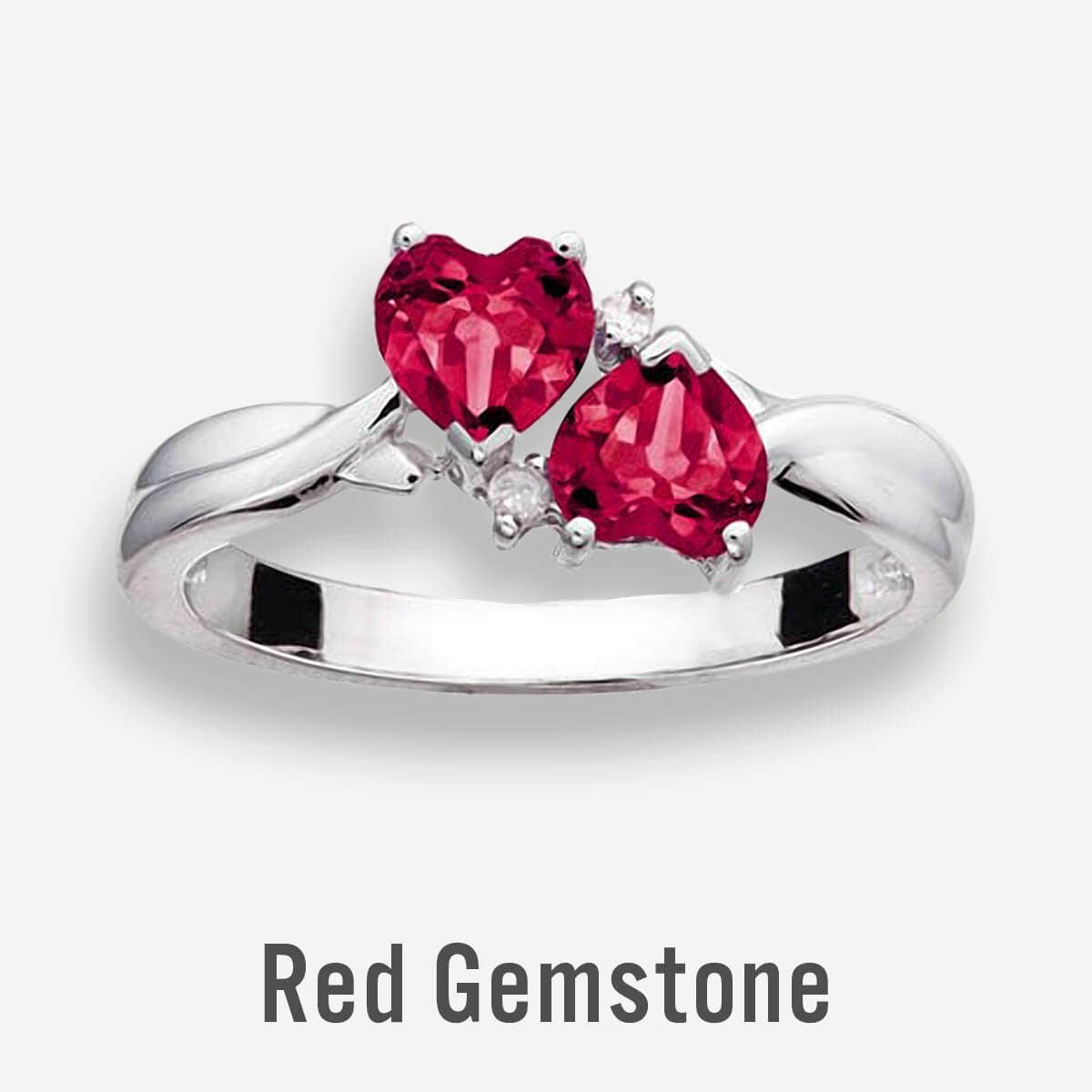 Red Promise Rings