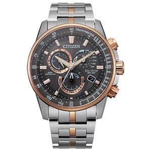 Citizen Atomic Timekeeping Watches
