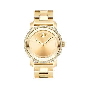 Movado Diamond Watches