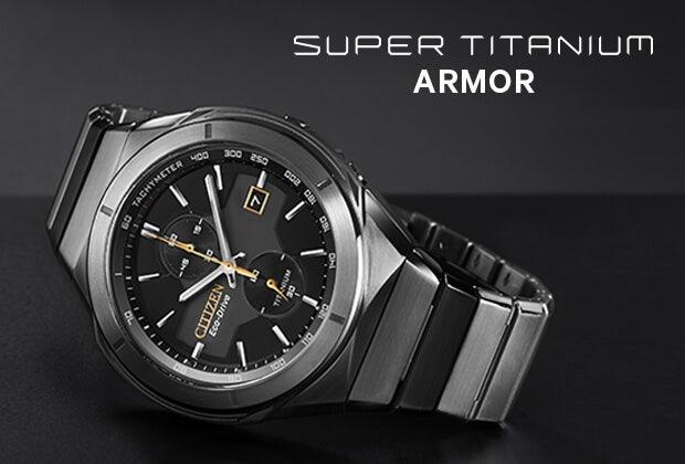 Super Titanium™ Watch Collection