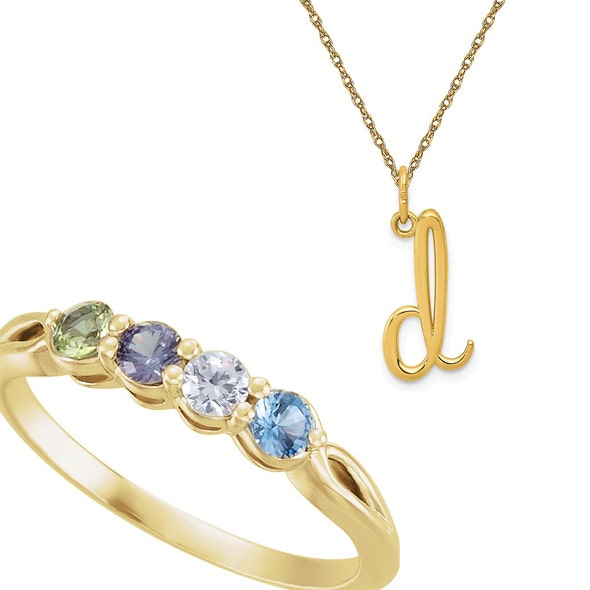 Personalized & Family Jewelry