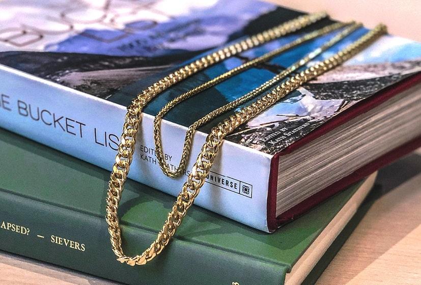Shop Men's Necklaces & Chains