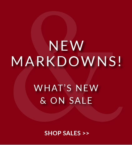 What's New & On Sale