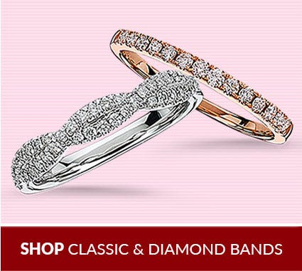 Shop Classic & Diamond Bands