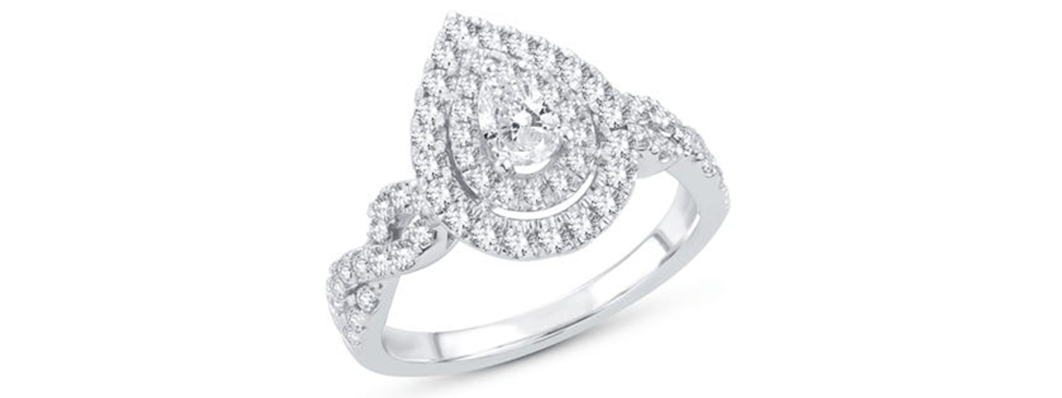 https://rogersandhollands.com/lab-grown-1ctw-diamond-pear-double-halo-twist-engagement-ring-in-10k-white-gold