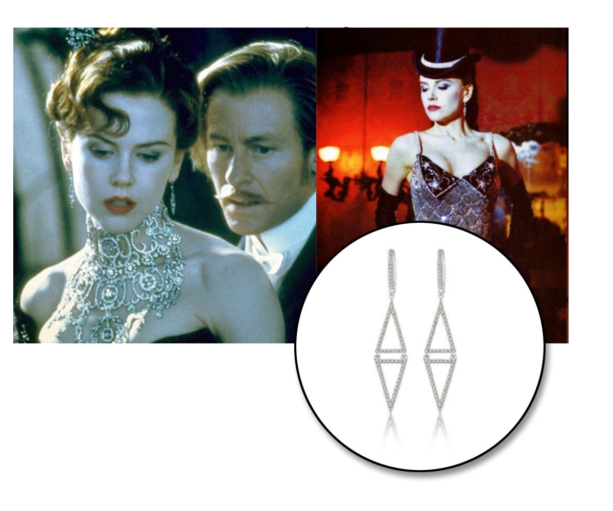 Moulin Rouge Movie Jewelry