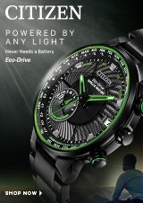 All Men's Citizen Watches