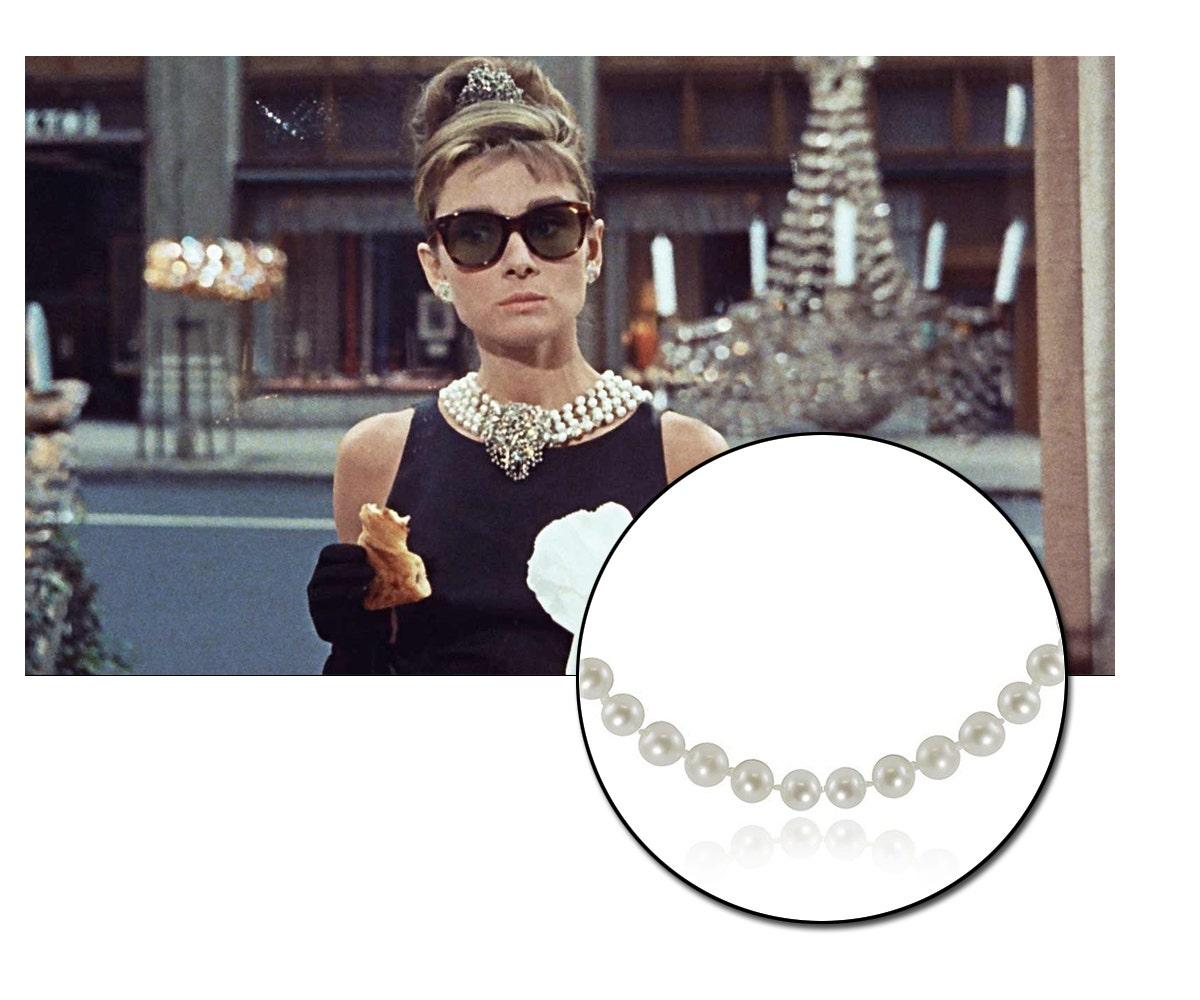 Breakfast At Tiffany's Pearls