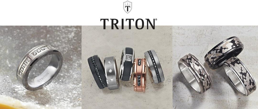 TRITON MENS BANDS