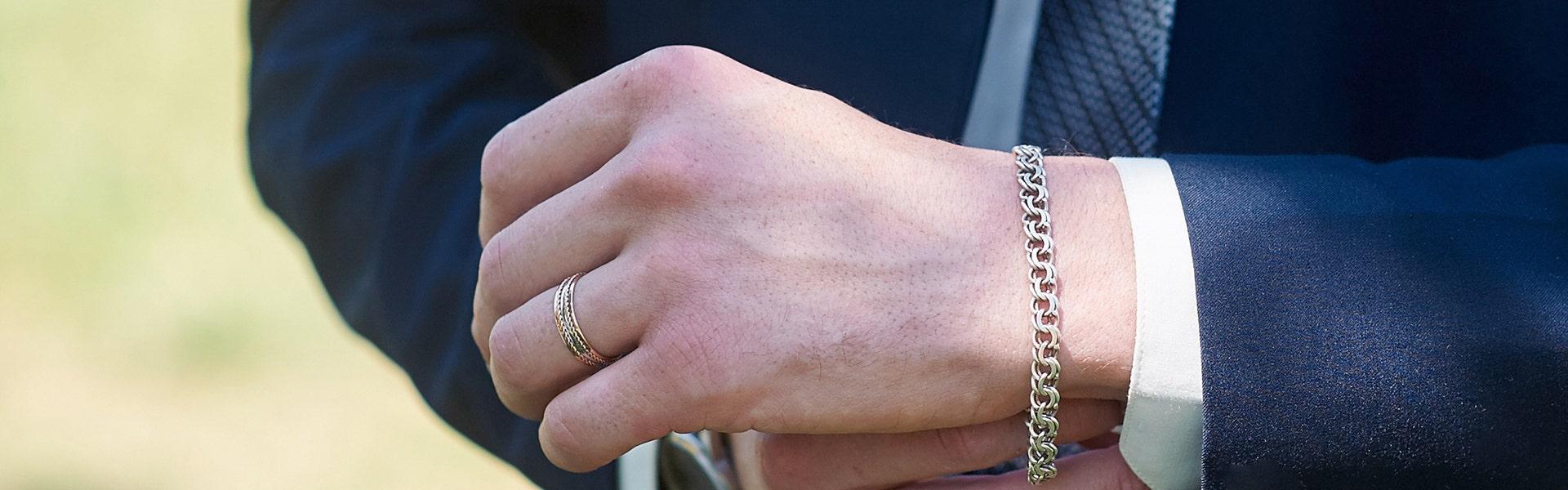 9d2c5a9cccd4f Men's Jewelry | Designer Chains, Rings, Bracelets & More